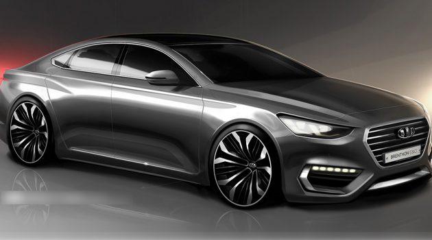 2020 Hyundai Sonata 再度现身,变身运动化房车!
