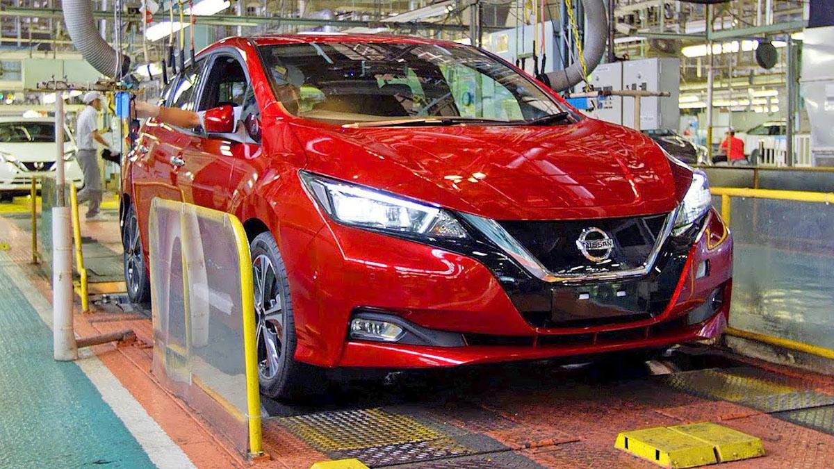 Nissan 在日本发表声明,确定旗下车款数据造假!