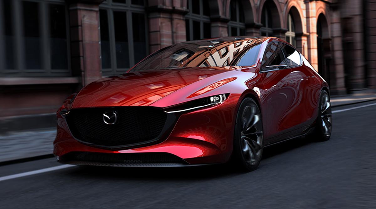 追求完美! Mazda 非常手法打造新一代设计语言!