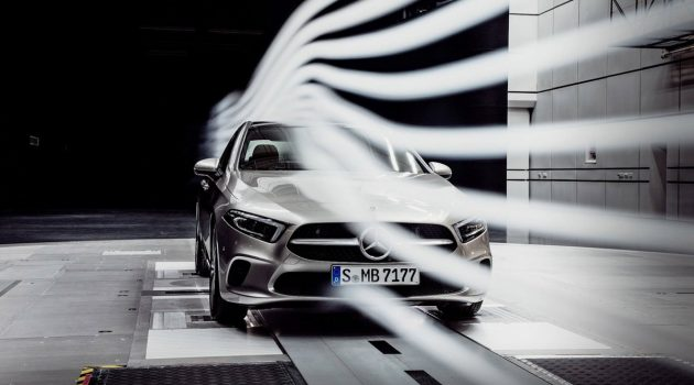 超低风阻, Mercedes-Benz A-Class Sedan 年尾登场!