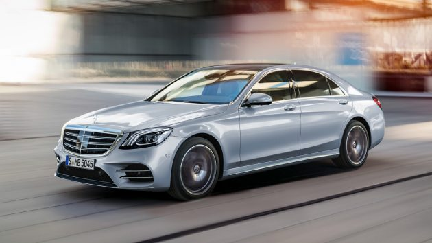 官网发布预告, Mercedes-Benz S-Class 小改款要来了!
