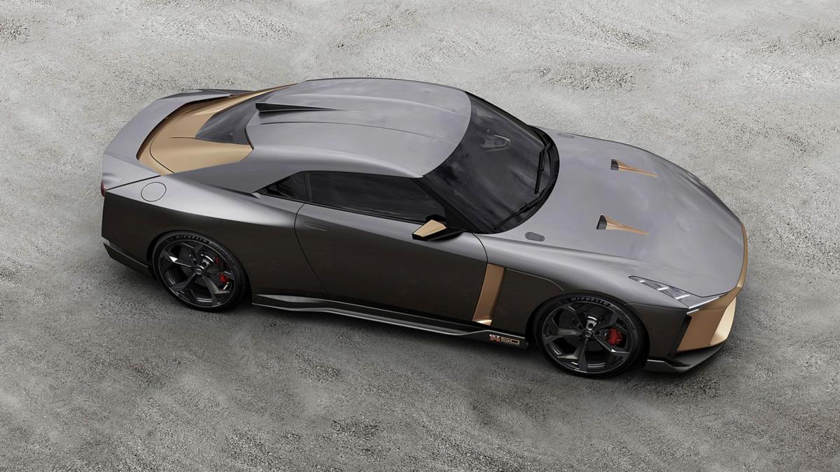 Nissan GT-R50 将限量推出 50 辆!要价 RM 4.2 百万!