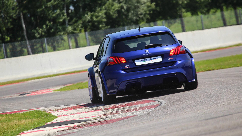 赛车手调教,298 hp 的 Peugeot 308 GTI Arduini Corse !