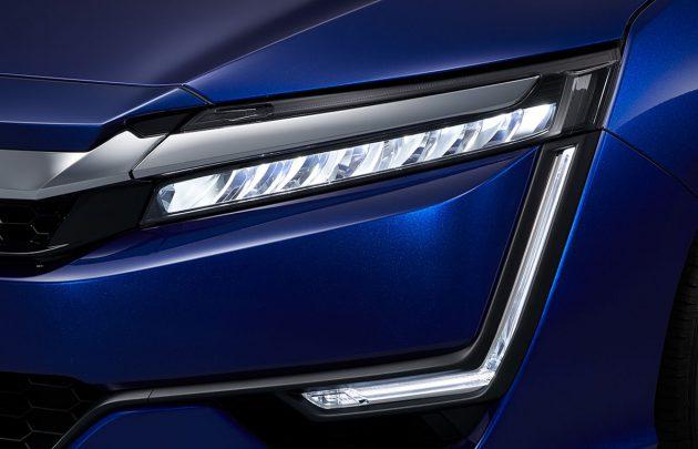 2018 Honda Clarity 确定日本开售,既省油又有力!