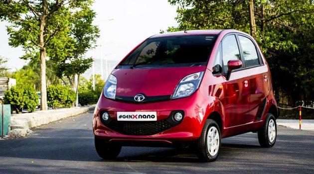 Tata Nano 宣布停产,再见史上最便宜的车款!