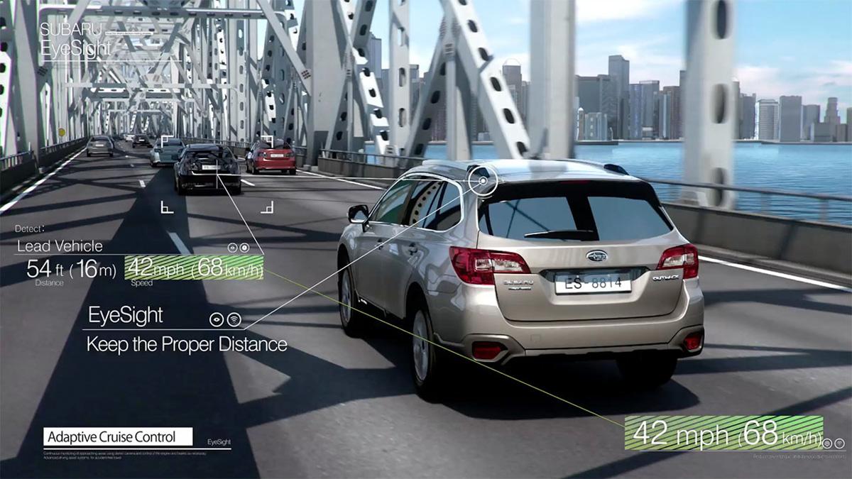 改进版 Subaru Outback 登陆我国,售价 RM 246,188.40!