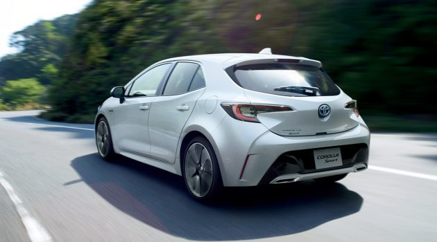 Toyota Corolla 持续发威,日本销量冲上第3名!