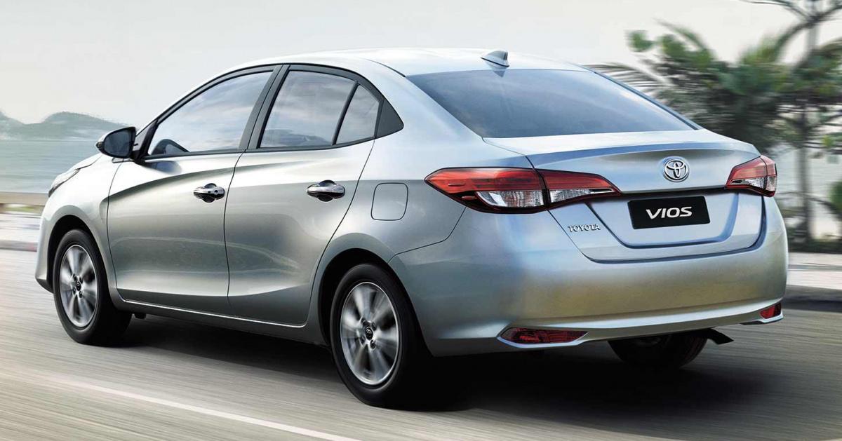 Toyota Vios 网传即将停产!小改款要来了?
