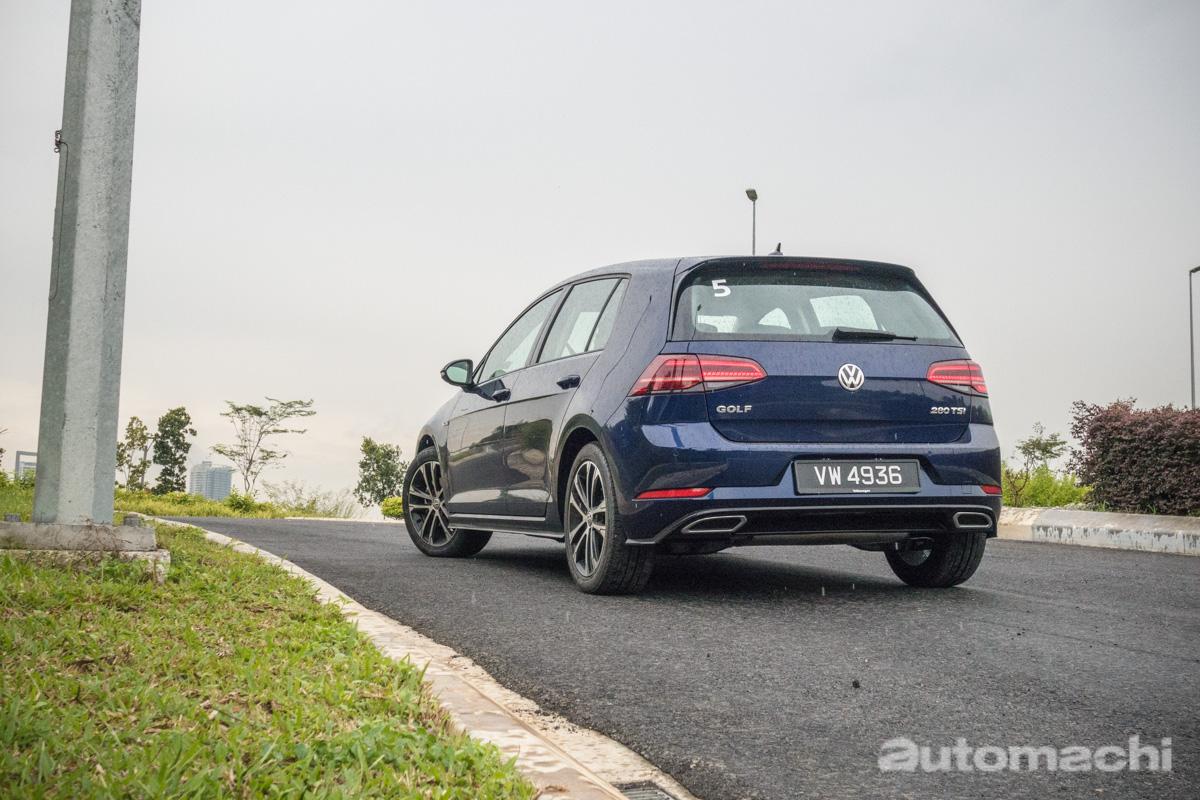 Volkswagen Golf R-Line ,它有什么特别?