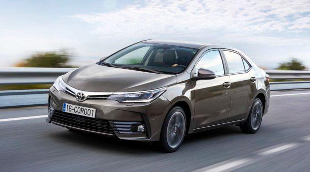 SUV 算什么? Toyota Corolla 2018上半年销量依旧称霸!