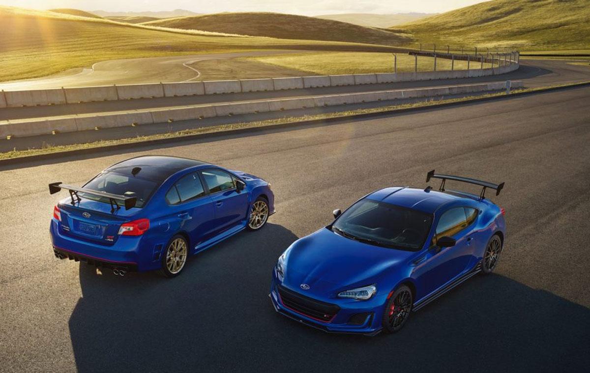 坚持 AWD, Subaru 不放弃全轮传动技术!