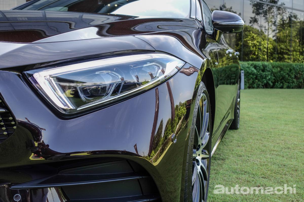 2018 Mercedes-Benz CLS 正式发表,售价从RM 530,000起跳!