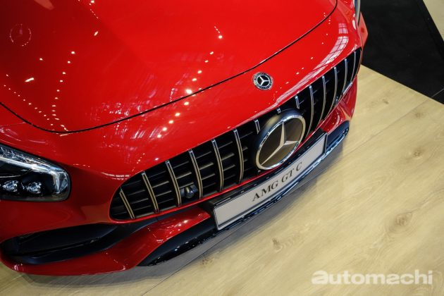 Mercedes-AMG GT C Coupe 登陆我国,售价 RM 1,461,606!