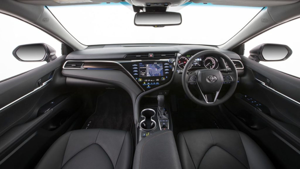 Toyota Camry XV70 11月登场?先期先采取CBU方式销售!