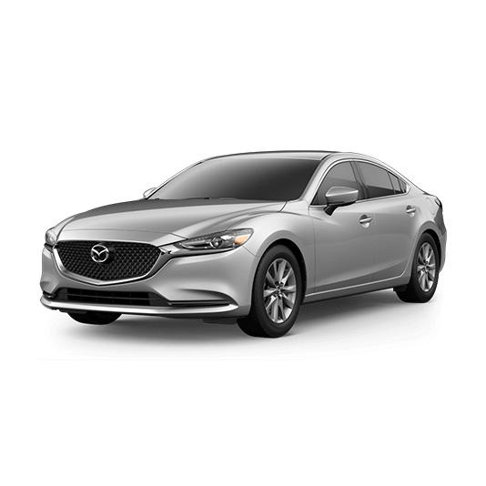 2018 Mazda6 2.0 SkyActiv-G Sedan