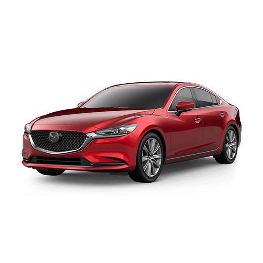 2018 Mazda6 2.5 SkyActiv-G Sedan