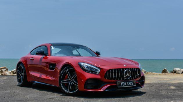 Mercedes-AMG GT C  ,实力强悍的超跑?