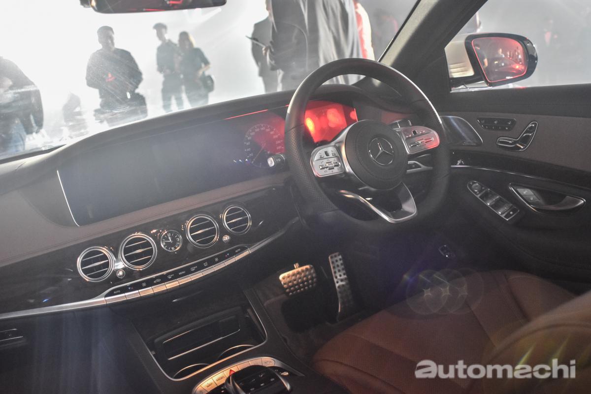 2018 Mercedes-Benz S-Class 正式发表,价格从RM 699,888起!