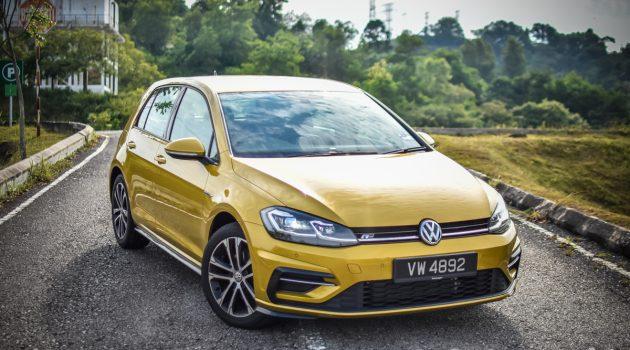 2017 Volkswagen Golf R-Line ,运动外表温柔的心