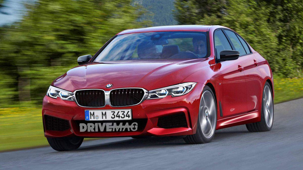 2019 BMW 3 Series G20 会将在巴黎车展首发!