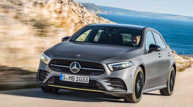 网上流传 Mercedes-Benz A-Class 2018 本地价格!
