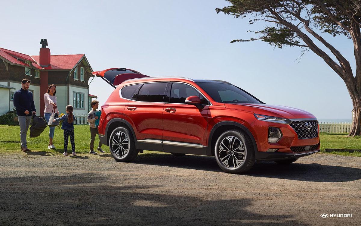 2019 Hyundai Santa Fe 即将于我国市场发布?