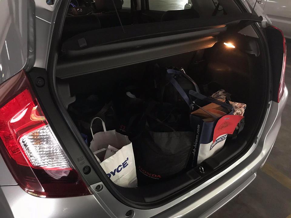 为什么 Honda Jazz 是一辆适合老婆开的车?