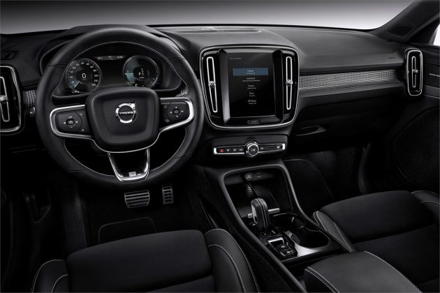 2018 Volvo XC40 谍照现身东南亚,最快十月登场!