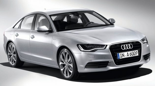 一款令人烧到手的车: Audi A6 Hybrid