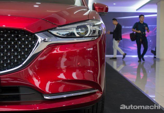 Mazda6 2018 正式发布: 2.0L、2.5L 及 2.2L 柴油!