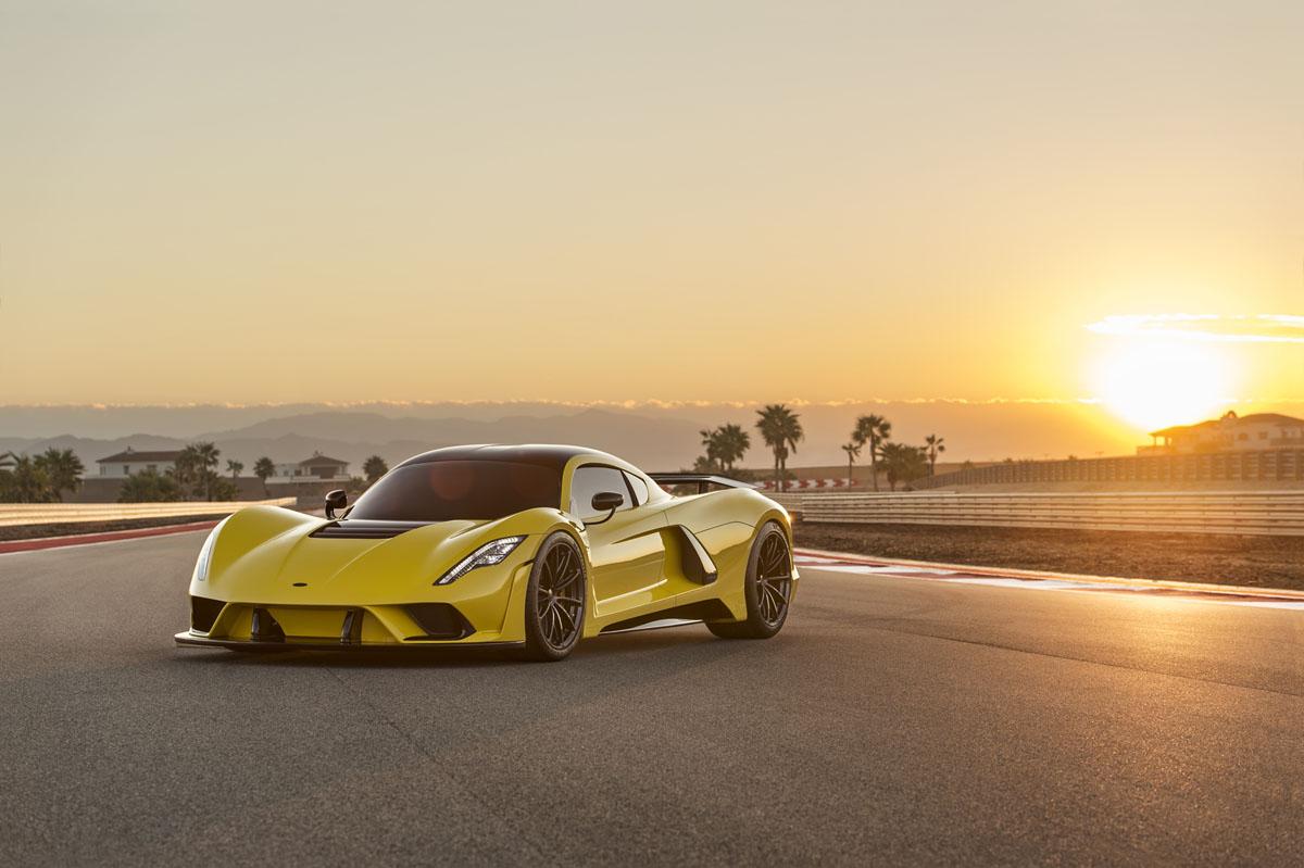 比 Bugatti 还强! Hennessey 发布全新 Hypercar 引擎!
