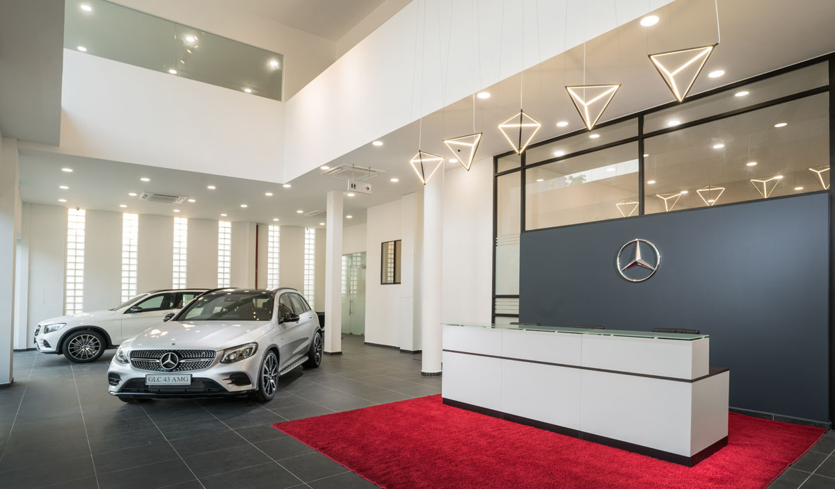 Mercedes-Benz Malaysia 于关丹开设全新销售据点!