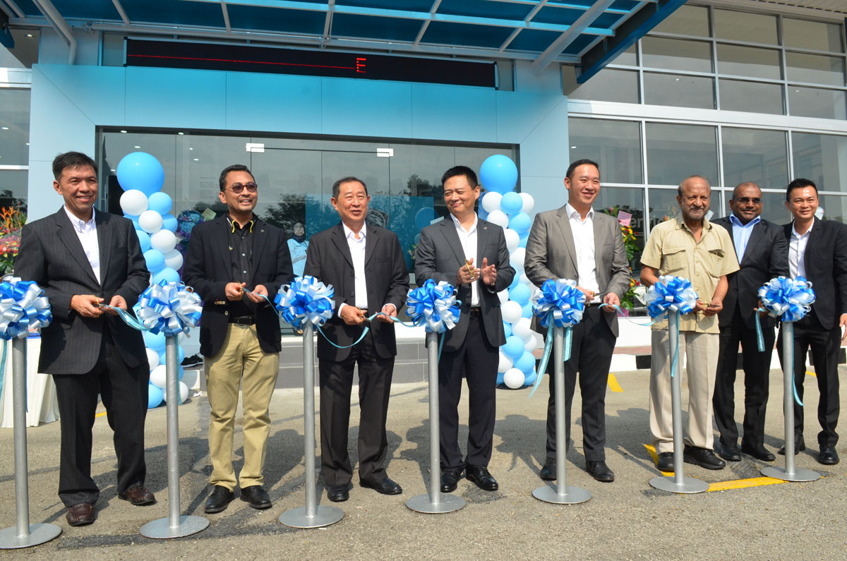 VANTAGE SPEED Proton 4S 中心正式开幕!