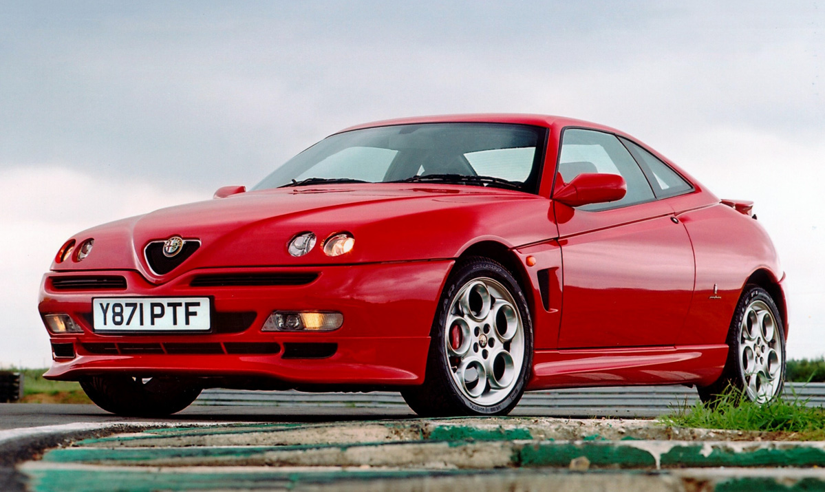 600 hp 的双门轿跑, Alfa Romeo GTV 帅气重生!