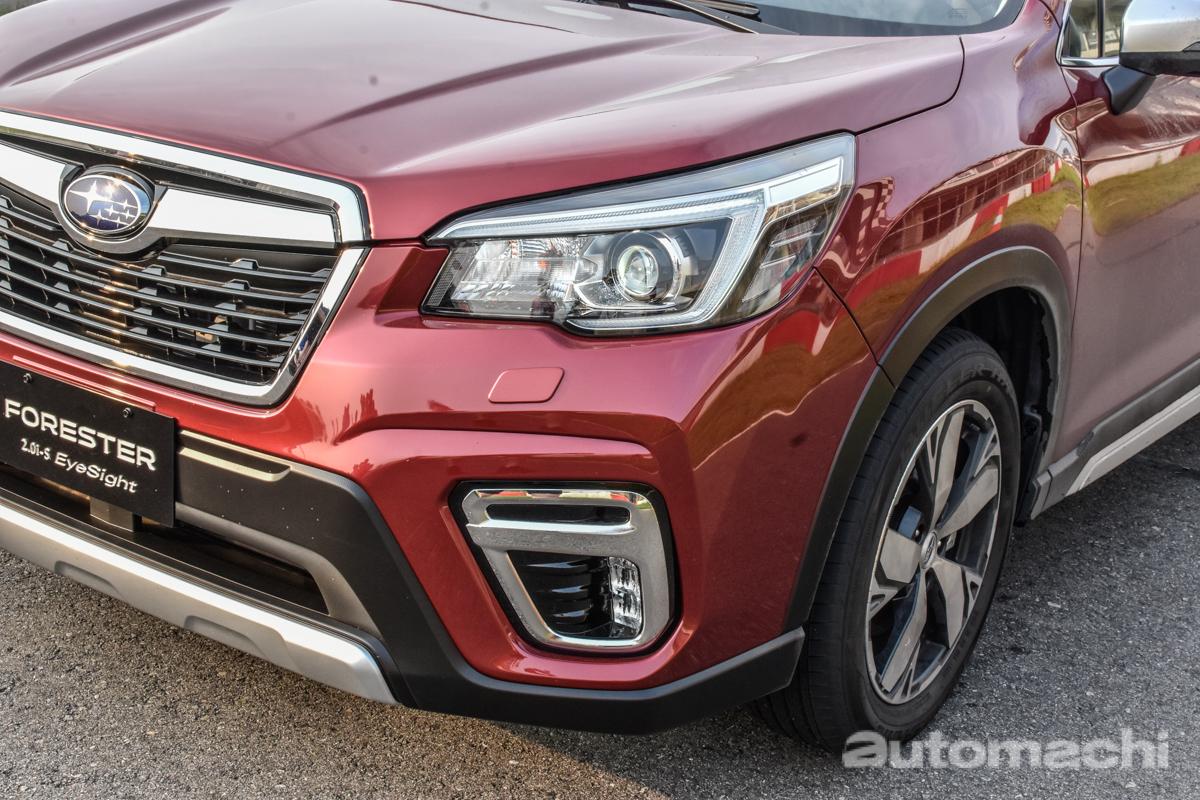 All-New Subaru Forester 初体验,它是正统越野SUV?