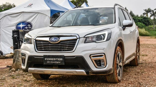 All-New Subaru Forester 初体验,它是正统越野SUV?