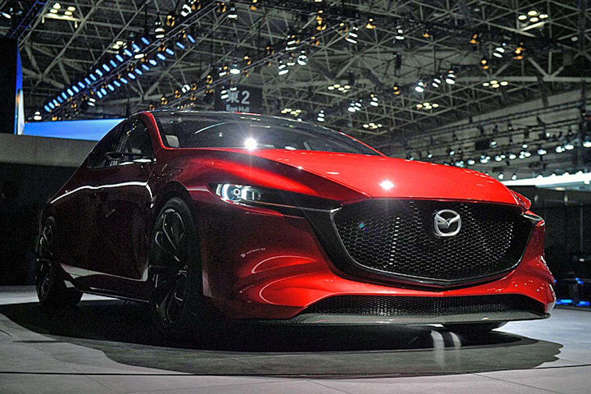 11月发表! 2019 Mazda3 发布日期被日本媒体曝光!