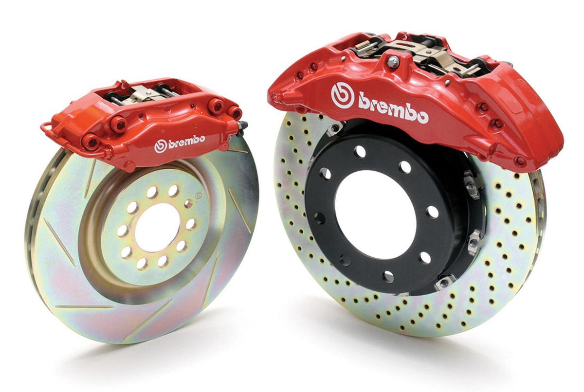 Brake Caliper 活塞数量越多,刹车性能就越好?