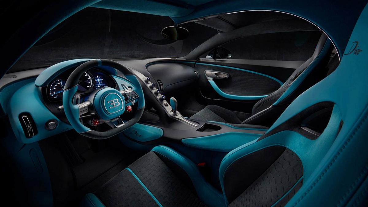 比 Chiron 更狠! Bugatti Divo 正式亮相!