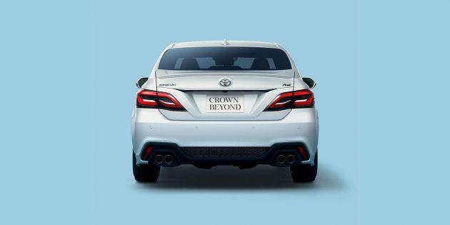 王冠王者再临! 2018 Toyota Crown 一个月接单三万张!