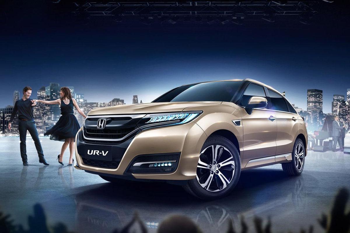 Honda Passport 首次现身, Avancier 的国际版?