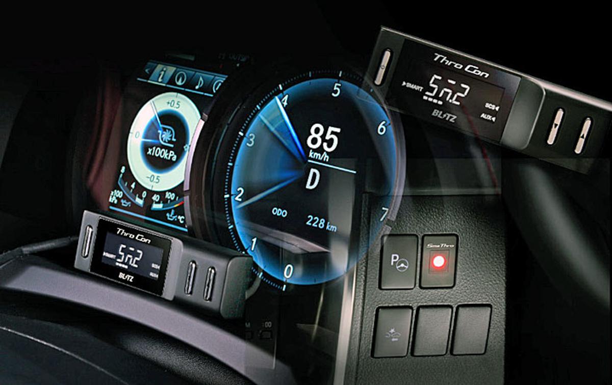 什么是电子油门加速器( Electronic Throttle Control )?