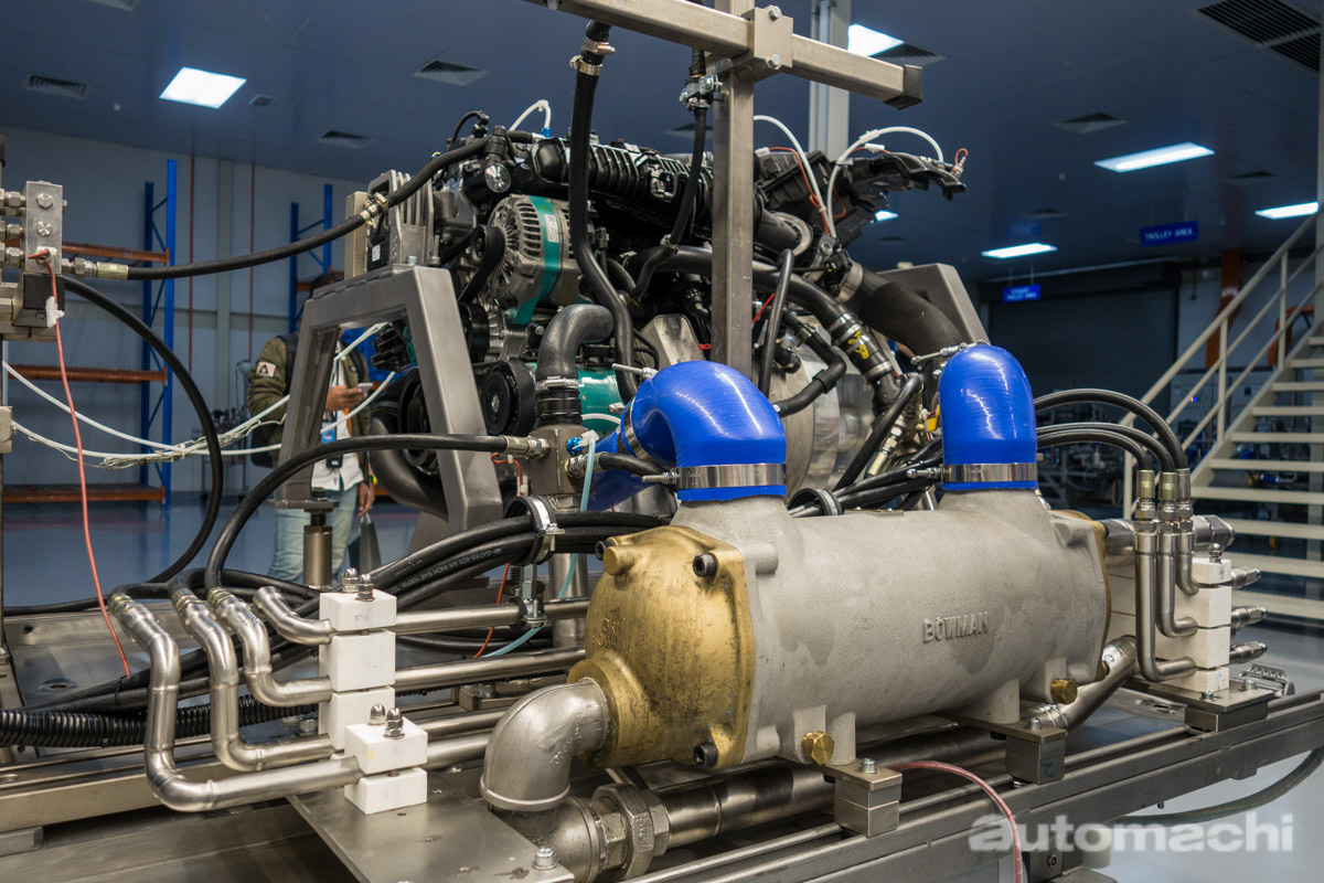 Engine Dyno 和 Chassis Dyno 有什么分别?