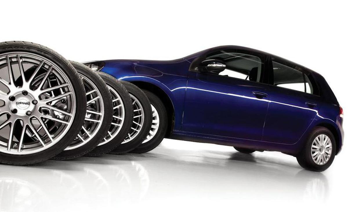 改装小知识:加大 Rim Size 如何影响汽车性能?