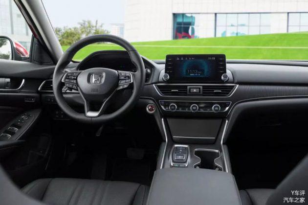 Honda Accord Sport Hybrid 中国上市,售价RM 12万起跳!