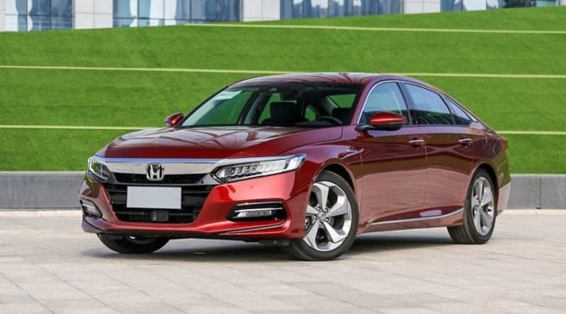 Honda Accord Sport Hybrid 中国上市,售价RM 12万起跳!