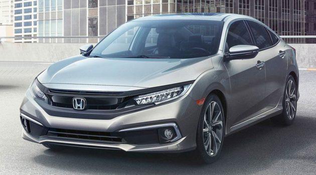 Honda Civic FC 小改款出炉,更为运动化!