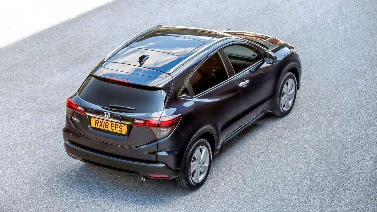 欧规小改款 Honda HR-V 发表,将搭载 1.5L 涡轮引擎!