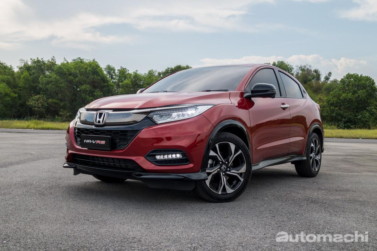 2018 Honda HR-V 即将登场,新增 RS 车型!