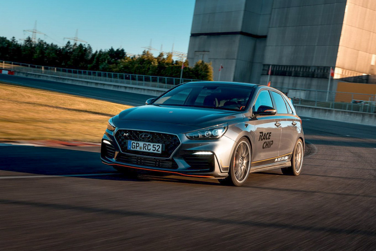 RaceChip 加持, Hyundai i30 N 马力看涨至 315 hp!